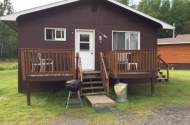 cabin #8 exterior
