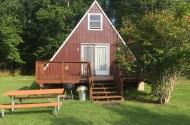 cabin #1 exterior