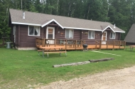 cabin #2 and #3 exterior